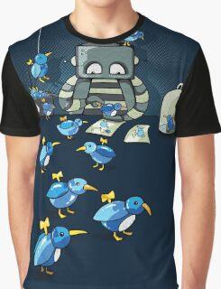 Making Friends Graphic T-Shirt