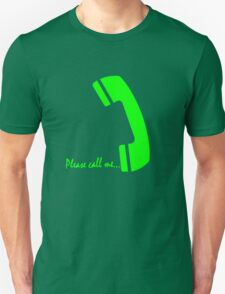 please call me T-Shirt
