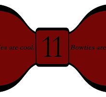 We Love the Bowties. by sisterphipps