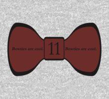 We Love the Bowties. One Piece - Long Sleeve