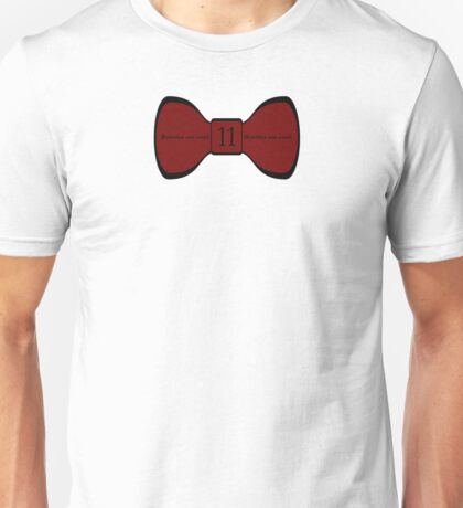 We Love the Bowties. Unisex T-Shirt