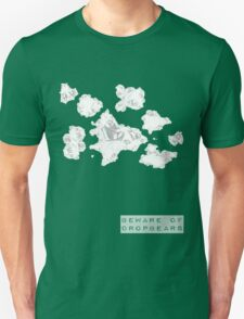 Beware of DropBears Unisex T-Shirt