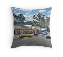 Denmark Town Centre, Western Australia Throw Pillow