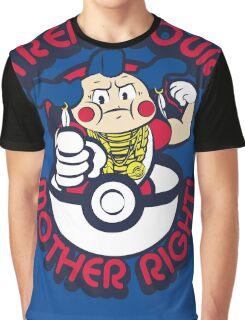 Mr M Graphic T-Shirt