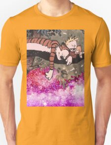 Calvin and Hobbes Sleep Unisex T-Shirt