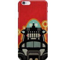 Robbie the Robot from Forbidden Planet iPhone Case/Skin