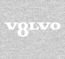 V8 Volvo Engine Swap - LS1 One Piece - Long Sleeve