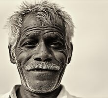 Jolly old man by Neha Singh