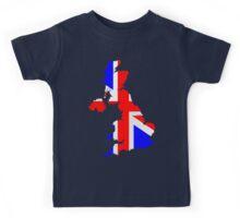 United Kingdom Kids Tee