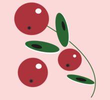 Berries One Piece - Short Sleeve