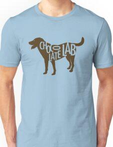 Chocolate Lab Unisex T-Shirt