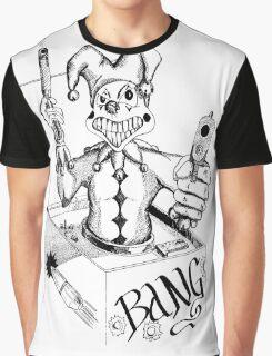 Jack the Gunslinger Graphic T-Shirt