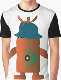 Penguin robot Graphic T-Shirt