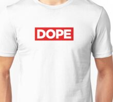 DOPE Red Band Unisex T-Shirt
