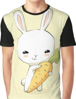 Bunny Carrot 2 Graphic T-Shirt