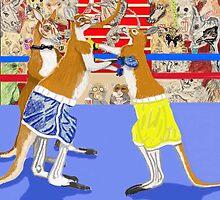 The Boxers by pinkyjainpan
