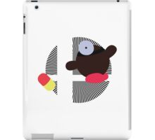 Dr. Mario (Kirby Hat) - Sunset Shores iPad Case/Skin