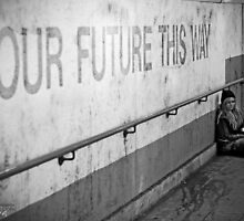 Your Future This Way by HomelessArts