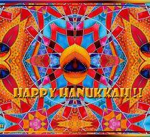 Happy Hanukkah..!! by Nira Dabush