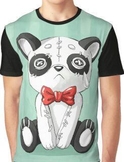 Panda Doll Graphic T-Shirt