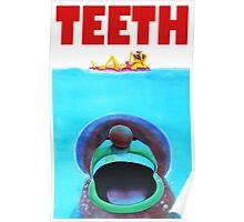 Teeth Parody Poster