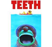 Teeth Parody Photographic Print