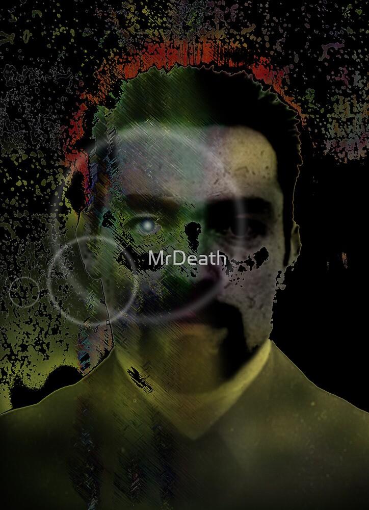 The Emperor by MrDeath