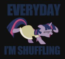 EVERYDAY I'M SHUFFLING by Kyandisaru