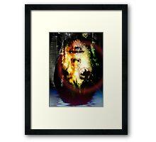 The Hanged Man Framed Print