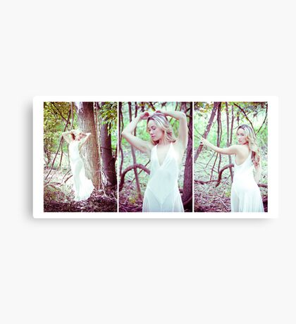 Tina-Woods-Trio Canvas Print