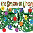 'Tis the Season to Untangle by Jana Gilmore