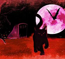 October: Black Cat Month by JohnDSmith