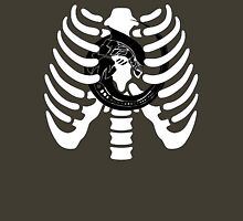Alien Chest Burster Rib Cage Design Unisex T-Shirt