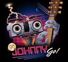 Go Johnny Go! by visualcraftsman