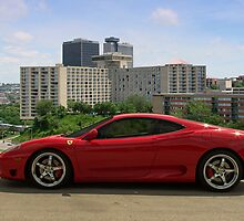 2004 Ferrari 360 Modena - Crown Center Complex - Kansas City, Missouri by TeeMack