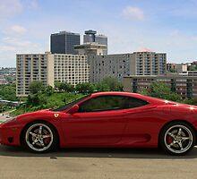 2004 Ferrari 360 Modena - Crown Center Complex - Kansas City, Missouri by TeeMack