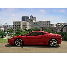 2004 Ferrari 360 Modena - Crown Center Complex - Kansas City, Missouri Photographic Print