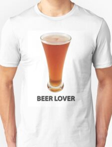 Beer Lover Unisex T-Shirt