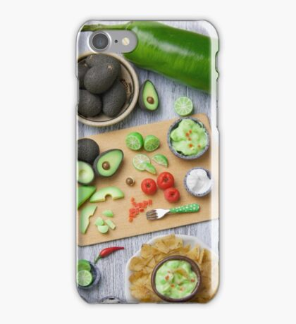 Holy Guacamole iPhone Case/Skin