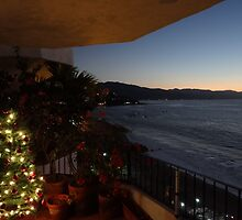 Christmas - Hanukkah - Kwanzaa - light in the world by Bernhard Matejka