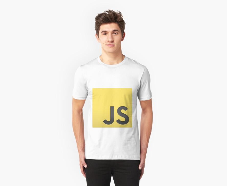 JS Logo Badge by eliperelman
