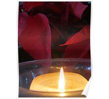 Christmas - Hanukkah - Kwanzaa - light in the world Poster