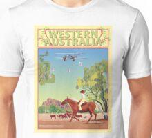 Art Deco Western Australia  Unisex T-Shirt