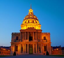 Dôme des Invalides, Paris by 7horses