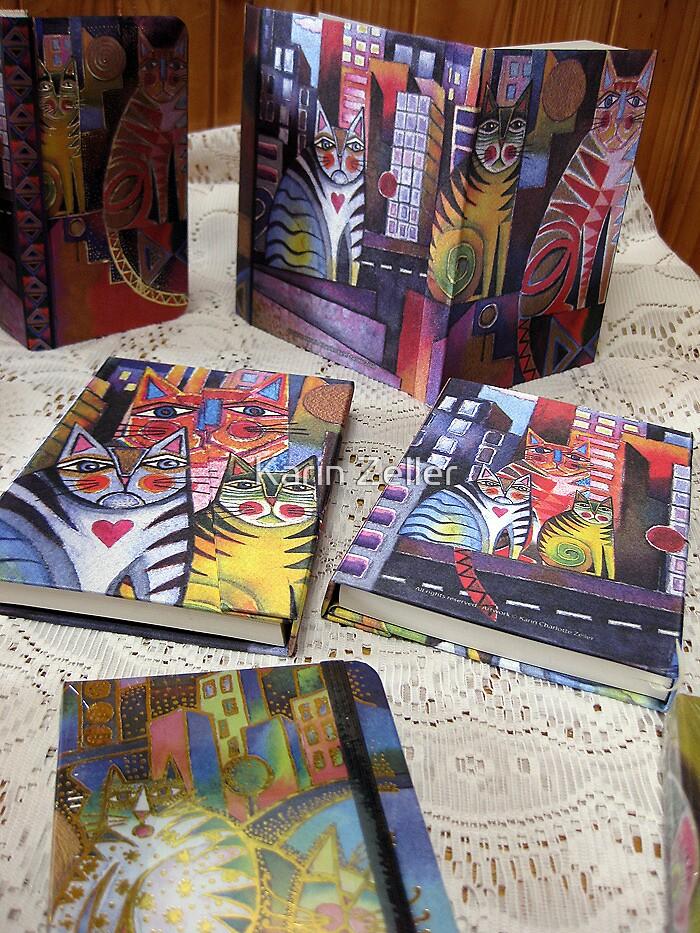 My journals  by Karin Zeller
