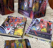My journals  by Karin Zeller