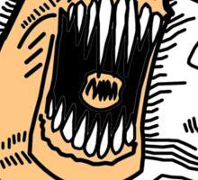 Boo: Alien Chest Burster Sticker