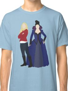 Swan Queen - Once Upon a Time Classic T-Shirt
