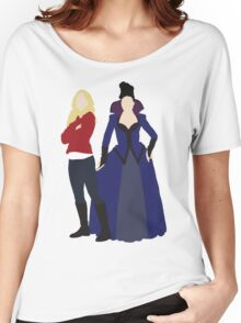Swan Queen - Once Upon a Time Women's Relaxed Fit T-Shirt