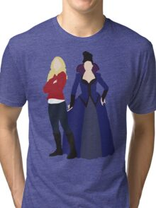 Swan Queen - Once Upon a Time Tri-blend T-Shirt